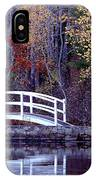 Bridge To Serenity IPhone Case