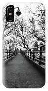 Bridge To The East River IPhone Case