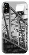Bridge Willmington Nc IPhone Case