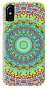 Brigadoon No. 7 Mandala IPhone Case