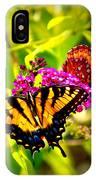 Bright Butterflies IPhone Case