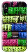 Bright Leather Bracelets IPhone Case