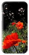 Bright Orange IPhone Case