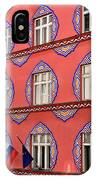 Brightly Colored Facade Vurnik House Or Cooperative Business Ban IPhone Case