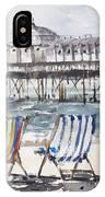 Brighton England IPhone Case