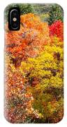 Brillant Fall IPhone Case