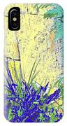 Brimstone Blue IPhone Case