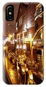 Brindleyplace At Night IPhone Case