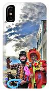 Bring Out The Clowns IPhone Case