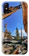 Bristlecone Pine Forest IPhone Case