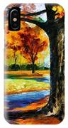 Bristol Fall  IPhone Case
