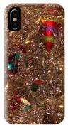 Brite Christmas IPhone Case