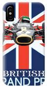 British Lotus IPhone Case