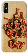 British Sound Stage IPhone Case