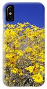 Brittlebush IPhone Case