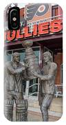 Broad Street Bullies Pub - Clarke And Parant IPhone Case