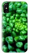 Broccoli Head IPhone Case