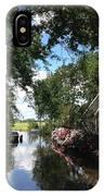 Broek In Waterland - 1 IPhone Case