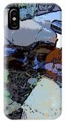 Broken Bottle IPhone Case