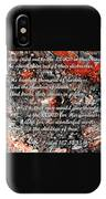 Broken Chains With Scripture IPhone Case