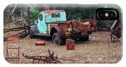 Broken Down Pickup Truck IPhone Case