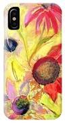 Broken Flowers IPhone Case