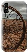Broken Spokes IPhone Case