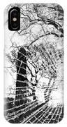 Broken Trees IPhone Case
