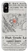 Bronx 1907 Realtor Flyer IPhone Case