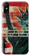 Bronx Graffiti - 4 IPhone Case
