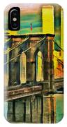 Brooklyn Bridge Collection - 1 IPhone Case