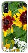 Brown Eyed Susans IPhone Case