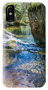 Brown Mountain Forest IPhone Case