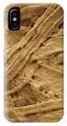 Brown Paper Towel IPhone Case