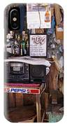 Brown Pelican Visiting Mexican Beach Bar IPhone Case