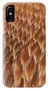 Brown Pelican Wings IPhone Case