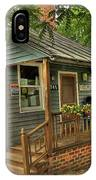 Brownsburg Post Office IPhone Case