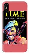 Bruce Springsteen Time Magazine Cover 1980s IPhone Case