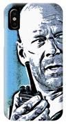 Bruce Willis IPhone Case