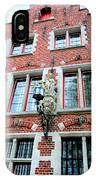 Bruges 1 IPhone Case