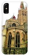 Bruges 15 IPhone Case
