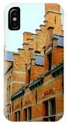 Bruges 2 IPhone Case