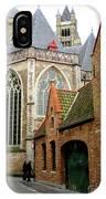 Bruges 27 IPhone Case