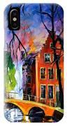 Bruges Belgium IPhone Case
