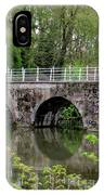 Bruges Bridge 2 IPhone Case