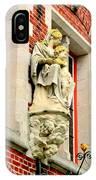 Bruges Detail 1 IPhone Case