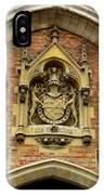 Bruges Detail 9 IPhone Case