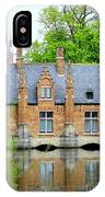 Bruges Sashuis 4 IPhone Case