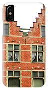 Bruges Window 9 IPhone Case
