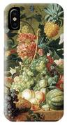 Brussel Fruits 1789 IPhone Case